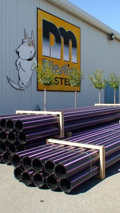 Poly Pipe Manufacturer Adelaide Dm Plastics And Steel